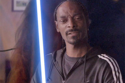 Snoop Dog: stars in Adidas Star Wars campaign
