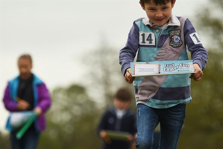 Cadbury: understood to be seeking alternative ways to activate around Easter