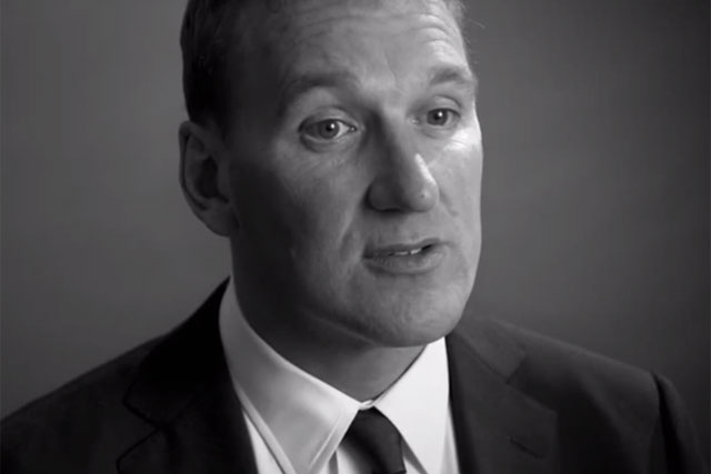 Matthew Pinsent: Olympic gold medallist features in Alfred Dunhill's online film