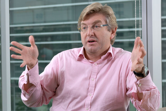 Keith Weed: 'Measuring social media is a big issue for us'