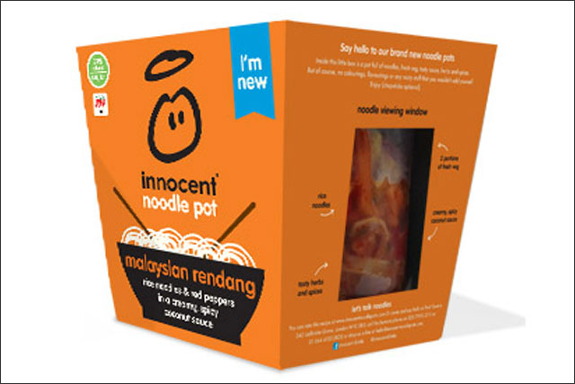 Innocent: to add noodle pots to its existing range