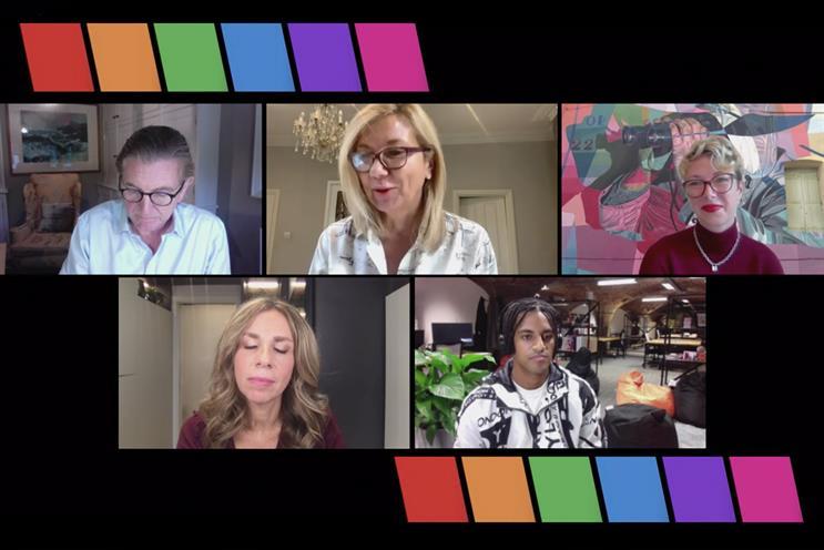 Clockwise from top left: Weed, Brown, Kingaby, Kenna and Mendelsohn