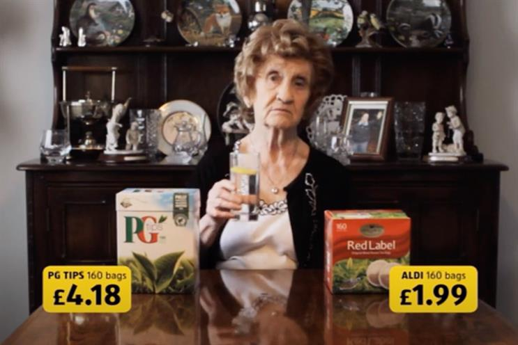 ITV: ad break will feature reimagined Aldi spot