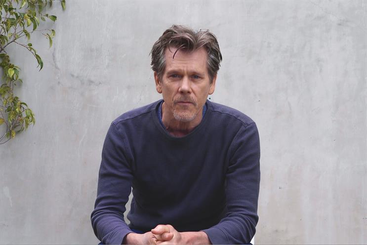 EE: stars long-time brand ambassador Bacon