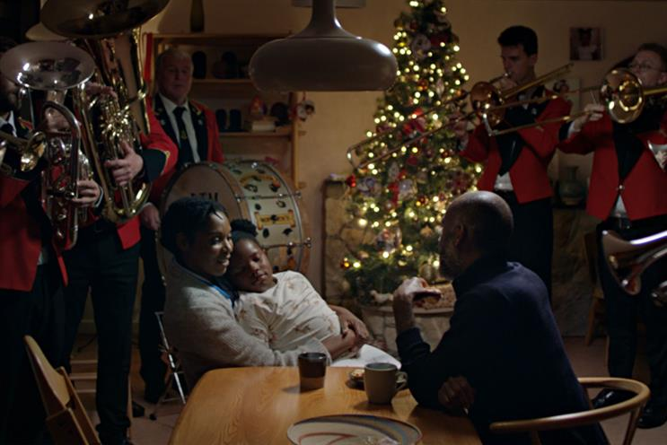 Not-so-silent night: ad highlights Co-op's investment in local communities