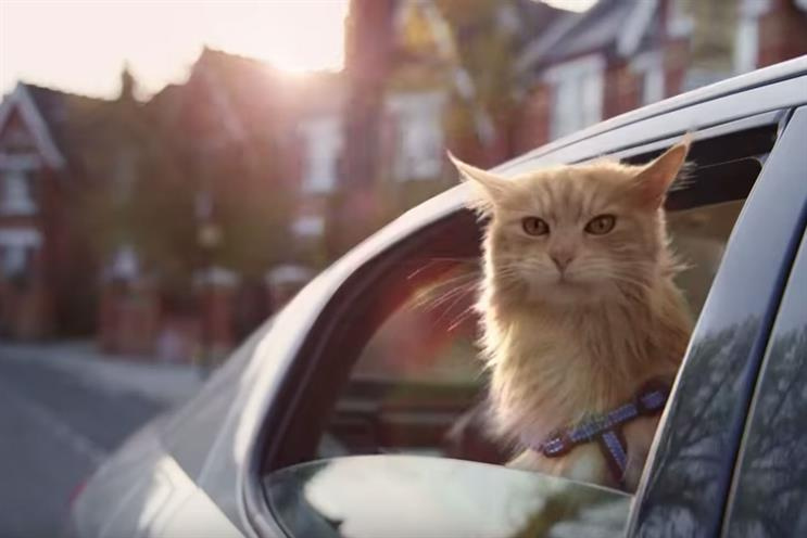 O2: 'Be more dog' was named 2013's Campaign of the Year