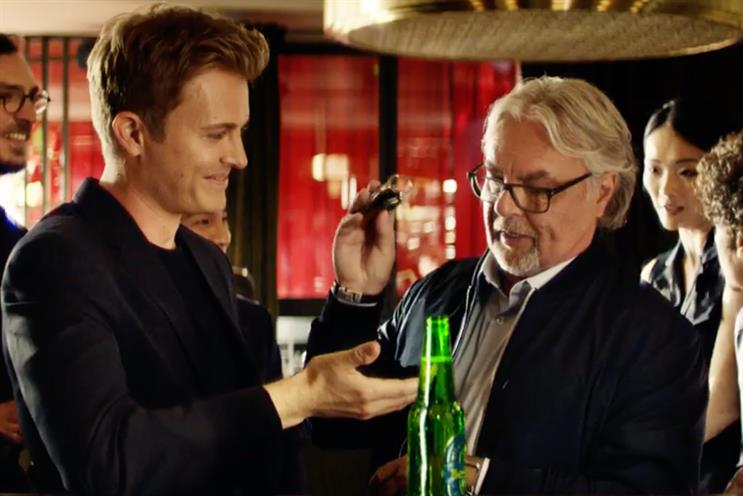 Heineken: Nico Rosberg also starred in 2018 spot