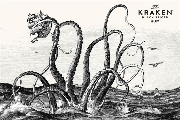 The Kraken: experience named after rum's signature cocktail