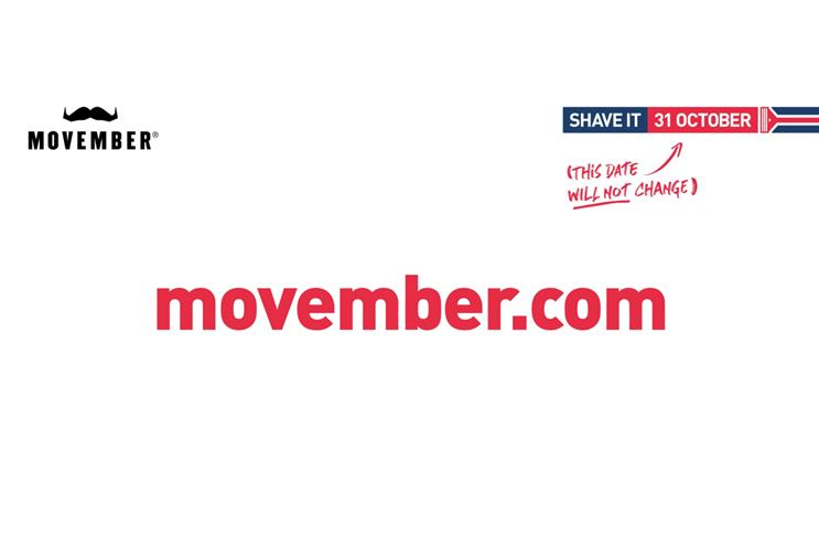 Movember: the most sincere form of flattery