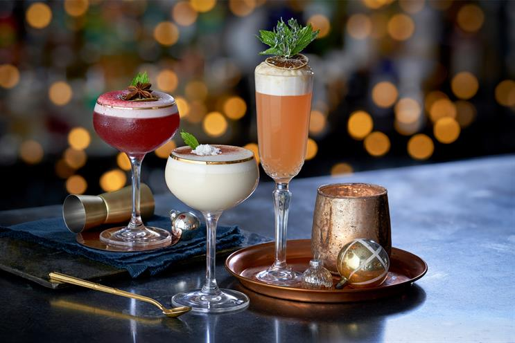 Pernod Ricard: gin is biggest player in Christmas roster