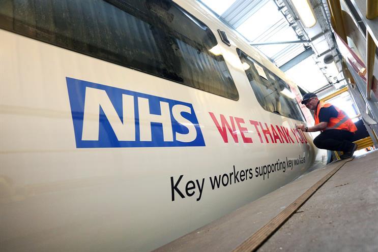 Govia Thameslink Railway: brand praises front-line workers