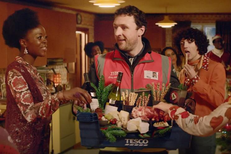 Tesco: 7.6% growth in sales across UK and Ireland