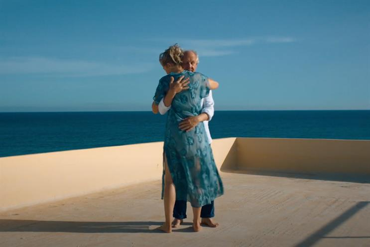 TUI: launched an ad showcasing the joys of going abroad