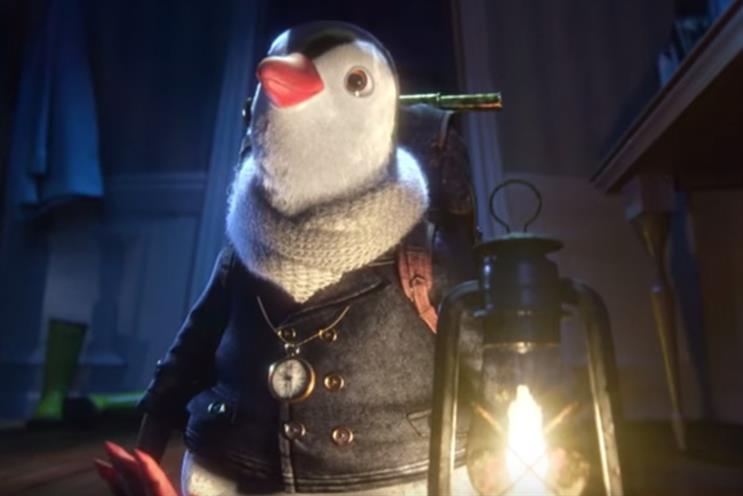 British Gas: Wilbur has returned to Antarctica