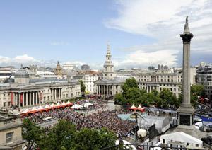 Full London 2012 Festival line-up revealed