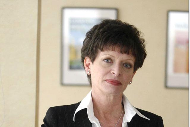 IPC Media CEO Sylvia Auton