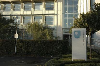 Open University.. appoints Rapp