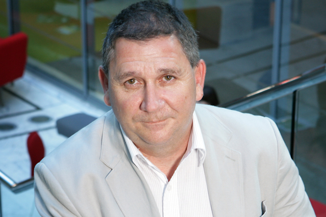 Simon Stewart: Britvic's group marketing director