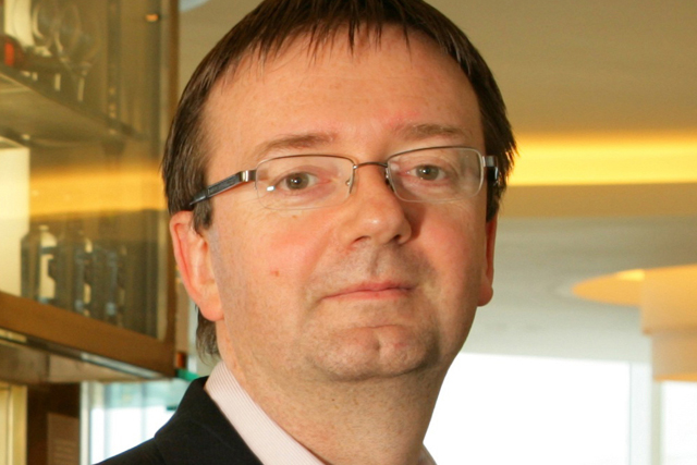 Philip Almond: BBC's marketing chief