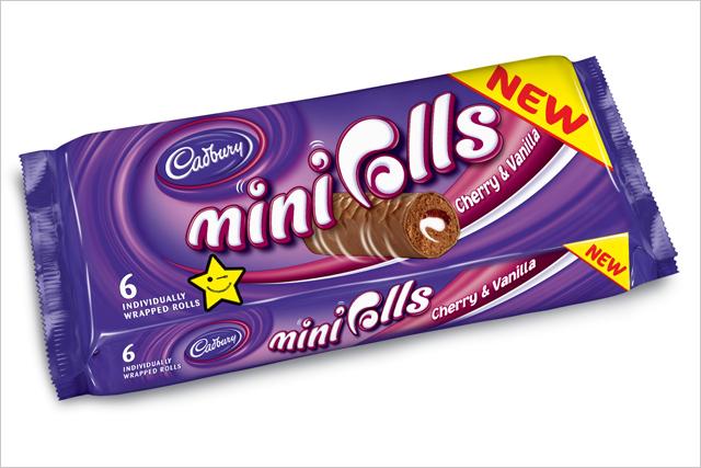 Cadbury: 101 picks up Mini Rolls task