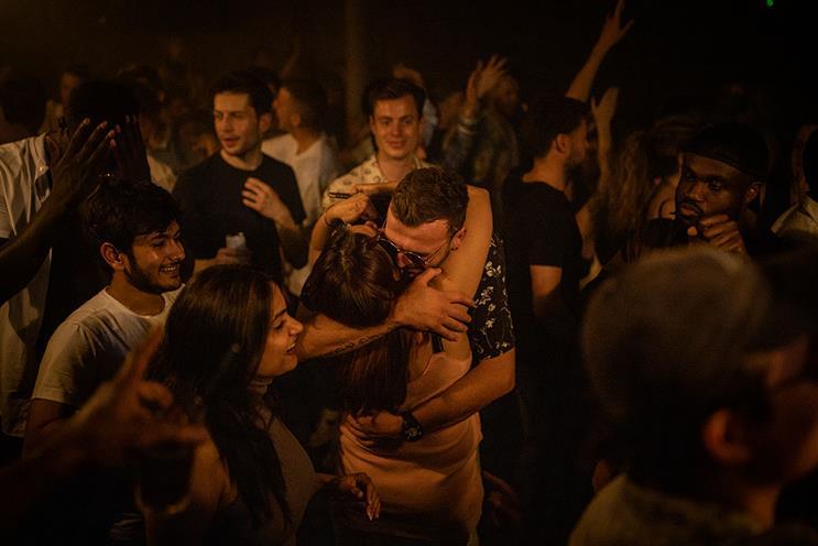 Lockdown ends: Egg London reopens its dance-floor