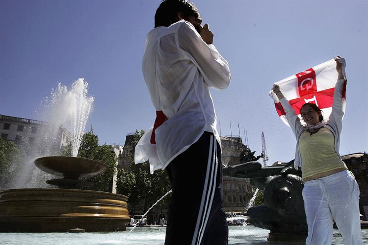 Euro 2020: fans can watch matches in Trafalgar Square