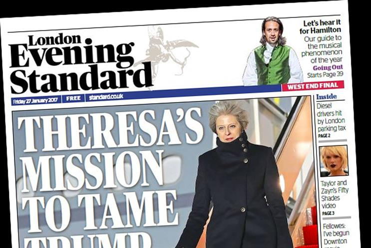 Sarah Sands to depart Evening Standard to edit BBC Today programme
