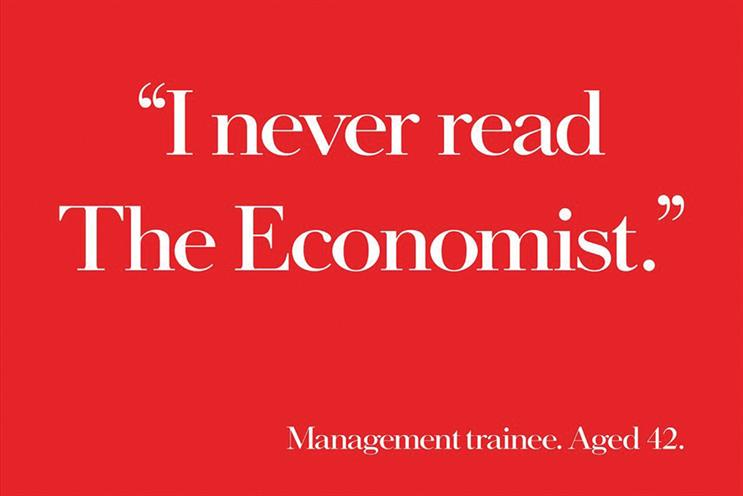 Best ads in 50 years: The Economist poster that defined the brand and the agency