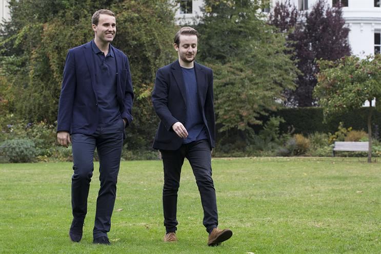 Billion Dollar Boys: Ed East and Thomas Walters