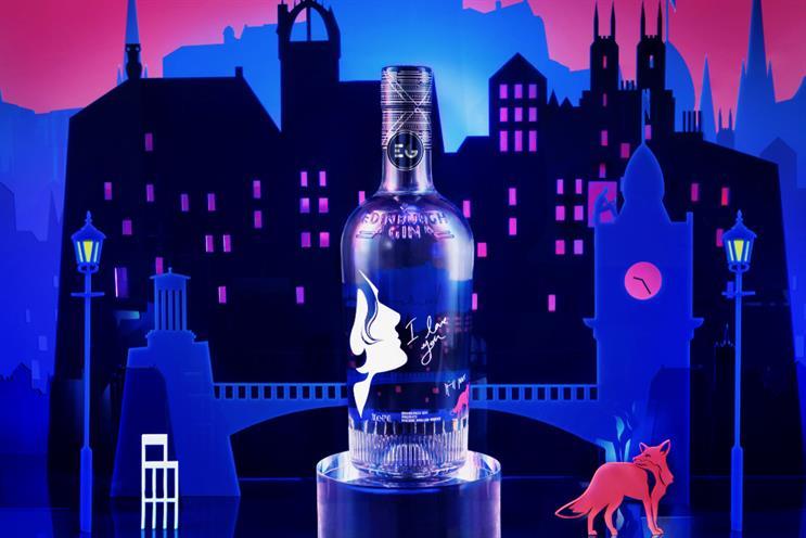 Edinburgh Gin: collaborating with 'Fleabag' star Phoebe Waller-Bridge