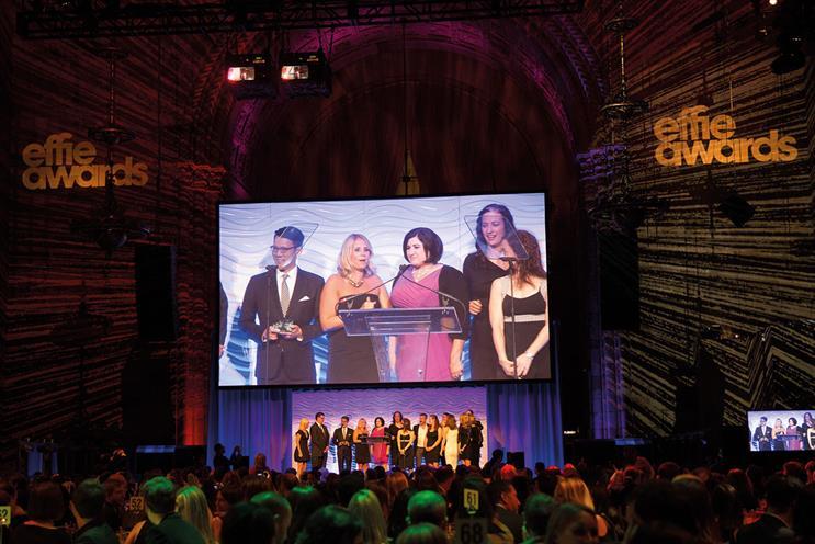 Effies: inaugural UK awards will be held in May 2016