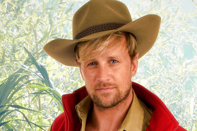 Kian Egan: crowned King of the Jungle in I'm A Celebrity...'final