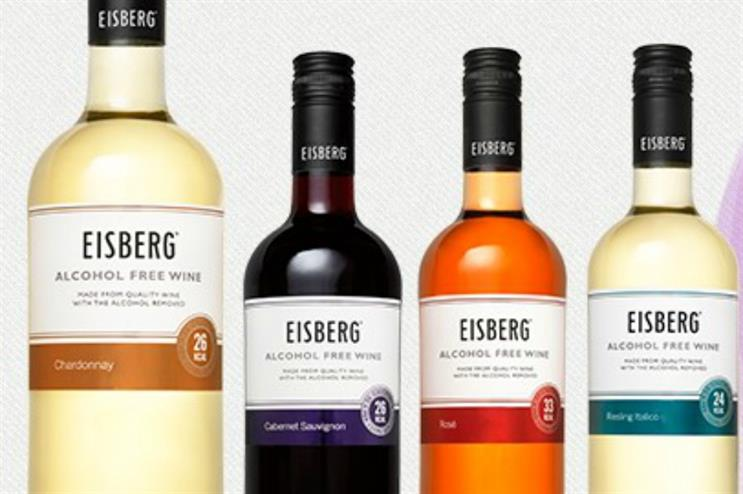 Eisberg: teaming up with the Tour of Britain