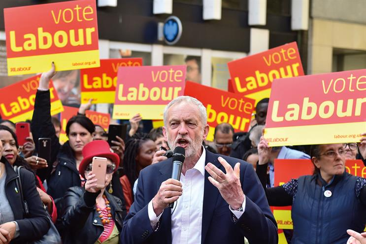 Labour: 'They risk being defined by the Conservatives – something that is very hard to recover from'