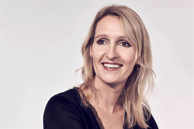 Shortlist Media chief executive Ella Dolphin