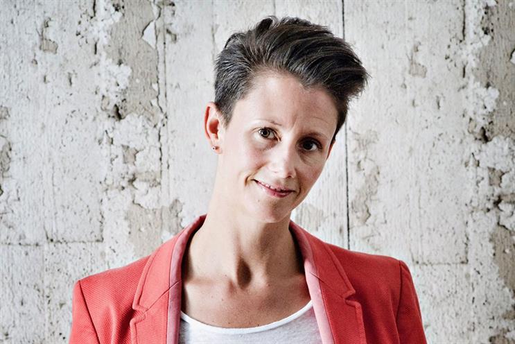 Ellie Norman: head of marketing, Formula One