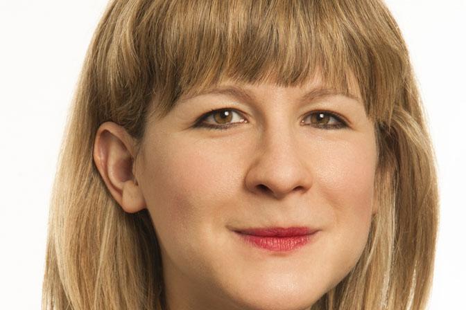 Emily Fairhead-Keen: a business director at MEC