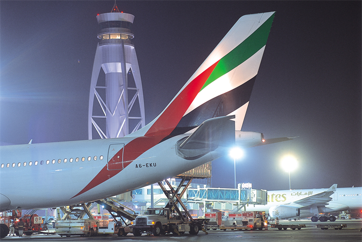 Emirates: moves its global advertising account to Nomads