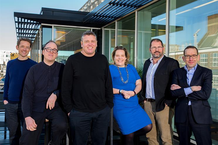 Engine's new management team