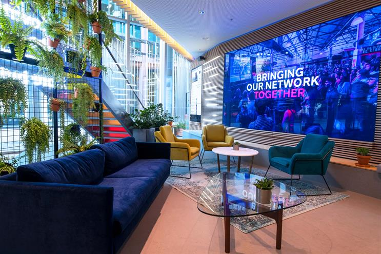 Welcome to the House of Dentsu (now it's had a makeover)