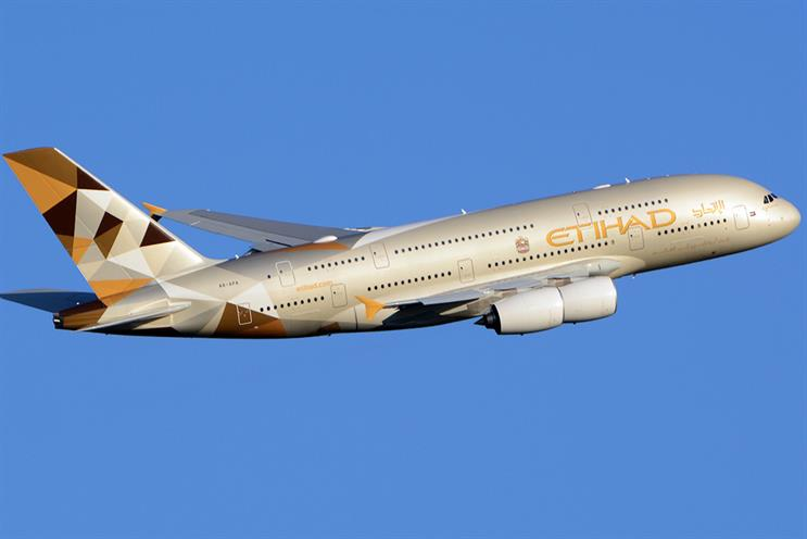 Etihad selects Lowe Open for DM business