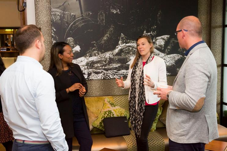 Industry professionals discuss the role of social media at events
