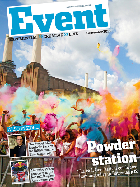 Event in print: September issue