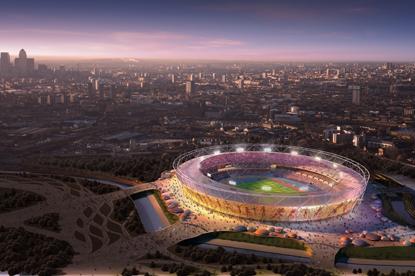London 2012... picked McCann