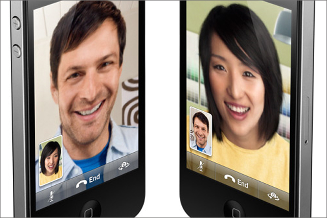 Apple iPhone 4: highest share of voice