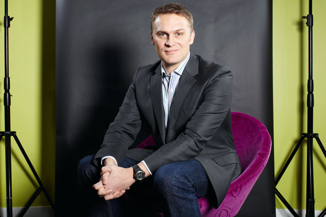 Robert Bridge, senior director, head of marketing EMEA, Yahoo!