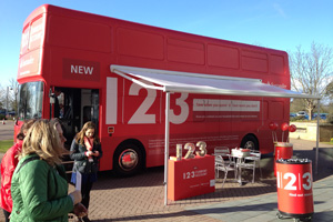 Carat launches events for Santander's biggest ever campaign