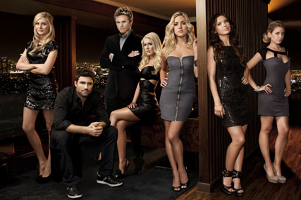 The Hills…one of MTV's top-rated shows