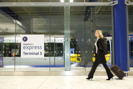 Heathrow Express…£2m integrated account
