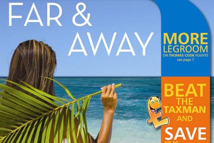 Thomas Cook ad: 'Beat the Taxman'